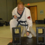 Martial Arts break